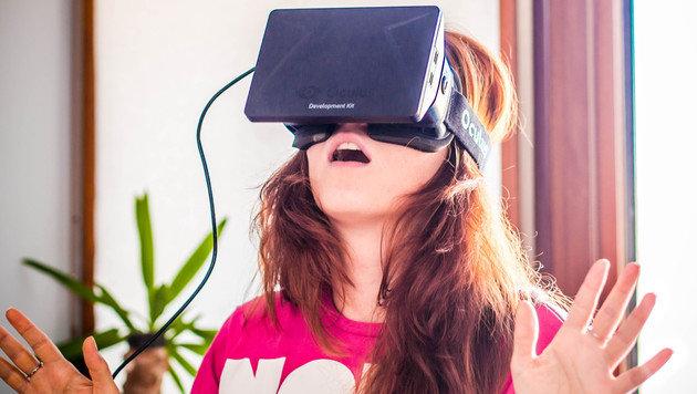 Oculus Rift: VR-Hoffnungsträger ist endlich fertig (Bild: flickr.com/Sergey Galyonkin)
