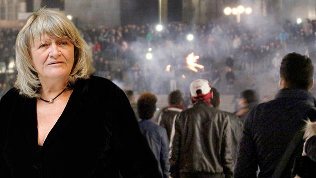 """""""Der Islamismus ist der Faschismus unserer Zeit"""" (Bild: APA/dpa/Henning Kaiser, AFP)"""