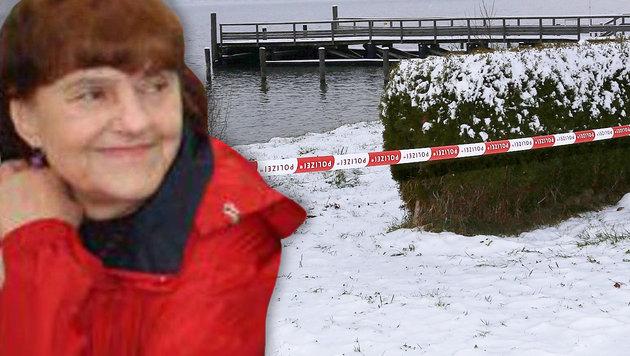 Das ist das Opfer des Traunsee-Mörders (Bild: Jürgen Mahnke/BILD, APA/REINHARD HÖRMANDINGER)