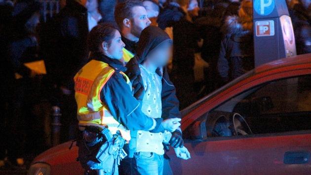 Die Übergriffe auf Frauen zu Silvester in Köln sorgten für Entsetzen. (Bild: AFP)