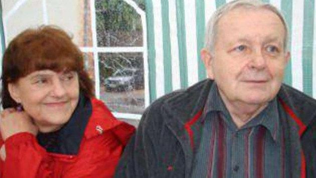 Opfer Hildegard und ihr Ehemann und Mörder Anton Sch. (Bild: Jürgen Mahnke/BILD)