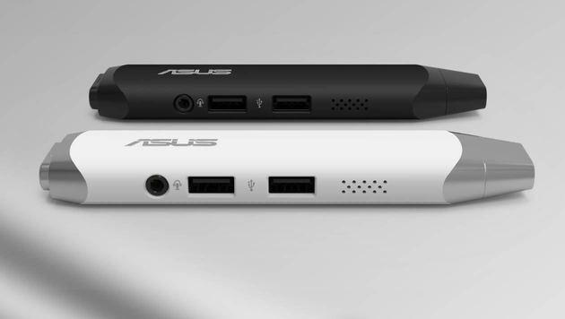 Compute-Stick: Neue PCs zum Anstecken von Intel (Bild: Asus)