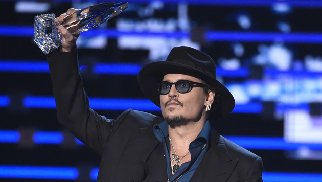 Johnny Depp (Bild: Chris Pizzello/Invision/AP)