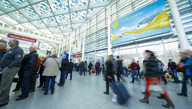 Auf der Ferienmesse erf�llen sich Urlaubstr�ume (Bild: Reed Exhibitions Messe Wien/www.christian-husar.com)