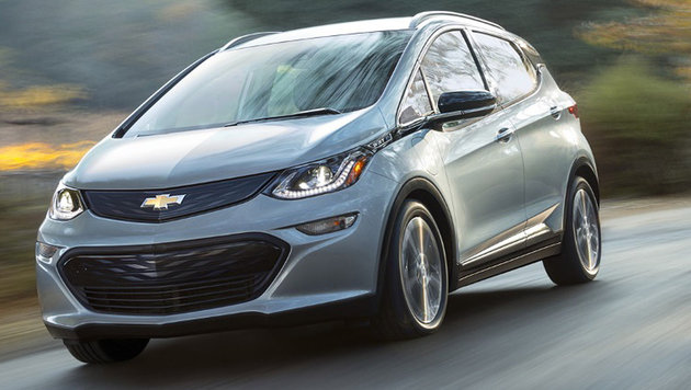 GM und Lyft wollen autonome Elektro-Taxis testen (Bild: Chevrolet)