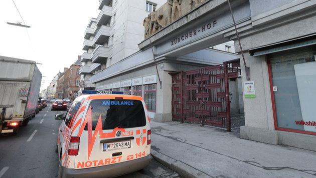 2 Tote in Wien: Männer starben natürlichen Todes (Bild: Klemens Groh)