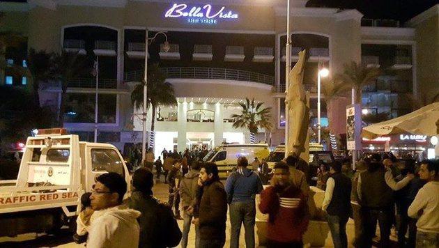 Ägypten-Terror: 1300 Österreicher in Gefahrenzone (Bild: EPA)