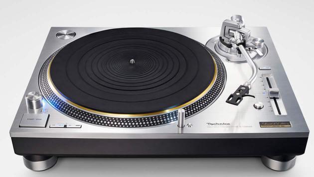 Plattenspieler feiert dank Vinyl-Boom Comeback (Bild: Technics)