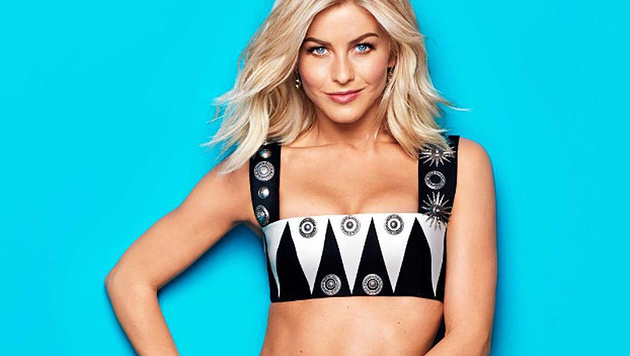 Julianne Hough (Bild: instagram.com/cosmopolitan)