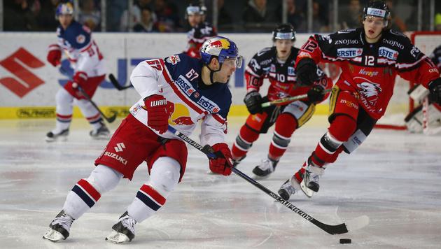 Niederlagen für Leader Salzburg und Linz (Bild: GEPA)