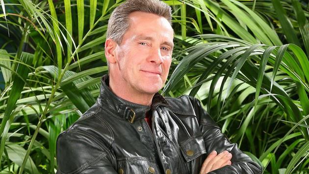 Schlagerstar Jürgen Milski zieht als zwölfter Kandidat ins Dschungelcamp. (Bild: RTL/Stefan Gregorowius)