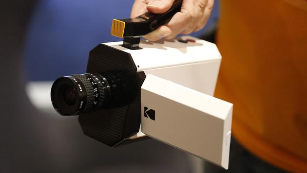 Super 8: Kodak will analoge Renaissance einläuten (Bild: AP)