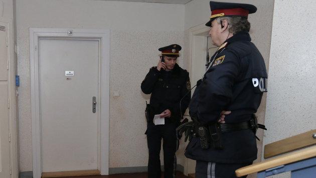Zwei Tote in Wiener Wohnung entdeckt (Bild: Klemens Groh)