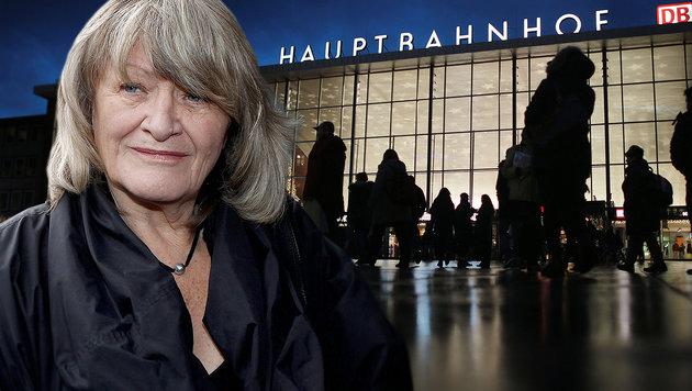 Mehrheit der deutschen Frauen fühlt sich unsicher (Bild: AP, APA/dpa/Oliver Berg)