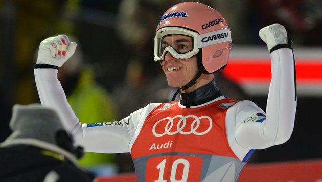 Stefan Kraft (Bild: AFP or licensors)