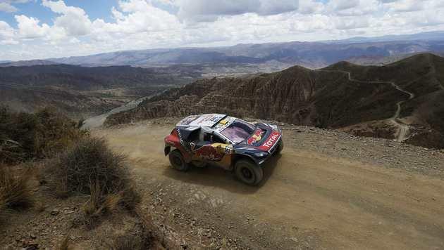 Tödlicher Unfall bei Rallye Dakar sorgt für Schock (Bild: AP (Symbolbild))