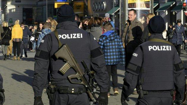 Wie Politik, Sicherheit und Angst zusammenspielen (Bild: APA/HANS PUNZ)