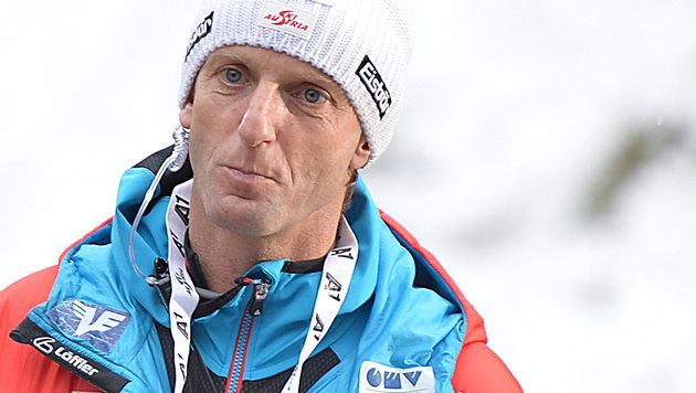 Heinz Kuttin (Bild: APA/BARBARA GINDL)