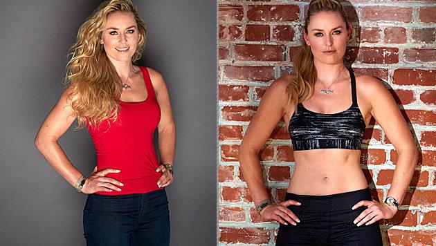 """Sexy Lindsey Vonn schaut """"nicht auf Gesamtwertung"""" (Bild: Red Bull Content Pool)"""