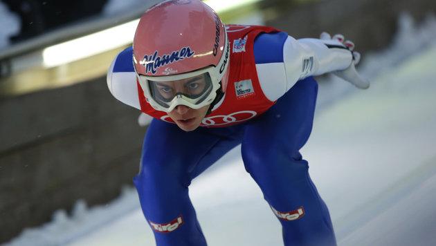 �SV-Adler bei Weltcup in Oslo nur auf Rang f�nf (Bild: GEPA)