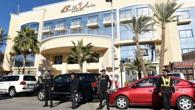 War Hurghada-Anschlag Racheakt von Angestellten? (Bild: APA/AFP/MOHAMED EL-SHAHED)