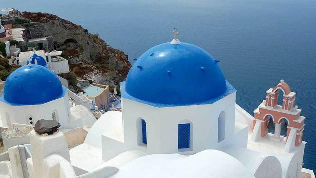 Griechenland ist auch für den Sommer 2016 eine sehr beliebte Urlaubsdestination. (Bild: Fotolia)