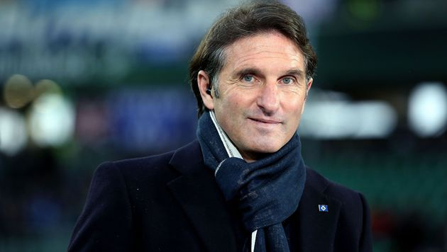 HSV-Coach Bruno Labbadia (Bild: APA/AFP/RONNY HARTMANN)
