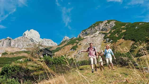 Urlaub in Österreich wird immer populärer. (Bild: Andrea Thomas)