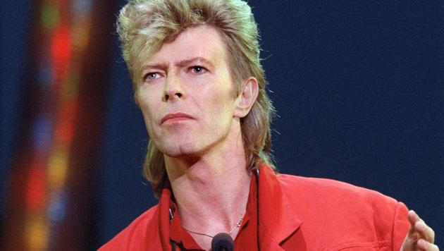 David Bowie (Bild: BERTRAND GUAY / AFP / picturedesk.com)