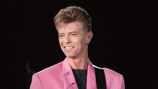 David Bowie (Bild: PIERRE VERDY/AFP/picturedesk.com)
