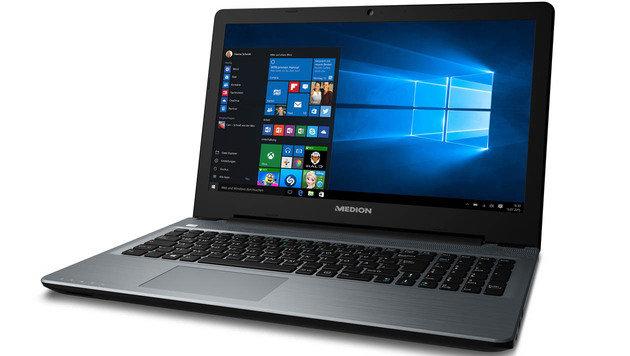 Hofer verkauft Full-HD-Laptop für 500 Euro (Bild: Medion)