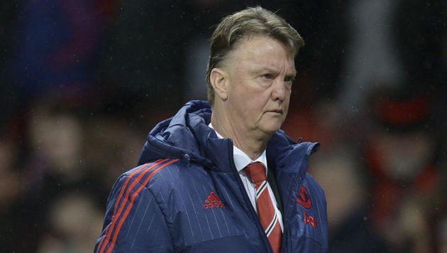 Manchester United: Schicksalswoche für Van Gaal (Bild: AFP)