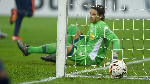 Manipulationsverdacht im deutschen Fußball (Bild: APA/AFP/PATRIK STOLLARZ)