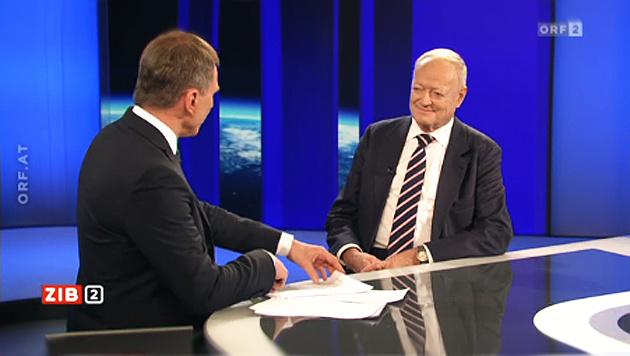 """""""Nächster Flüchtlingsansturm kommt im Mai"""" (Bild: ORF)"""