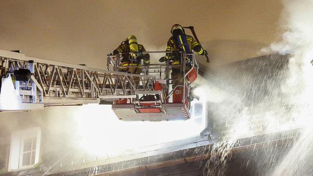 Zwei Tote bei Brand: Zigarette als Auslöser (Bild: MARKUS TSCHEPP)