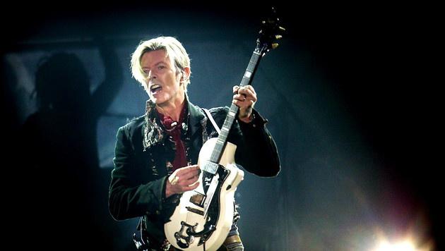 David Bowie ist im Alter von 69 Jahren gestorben. (Bild: NILS MEILVANG/AFP/picturedesk.com)