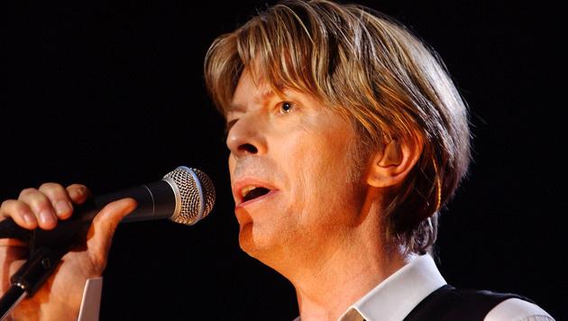 David Bowie (Bild: BERTRAND GUAY/AFP/picturedesk.com)