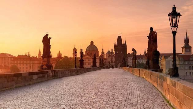 Tschechien ist heuer Partnerland auf der Ferien-Messe; Prag ist ein lohnendes Städtereise-Ziel. (Bild: Fotolia)