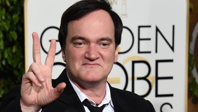 Quentin Tarantino (Bild: APA/AFP/VALERIE MACON)
