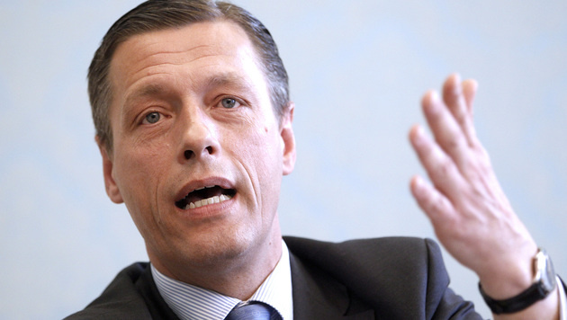 Strafrecht-Sektionschef Christian Pilnacek (Bild: APA/GEORG HOCHMUTH)