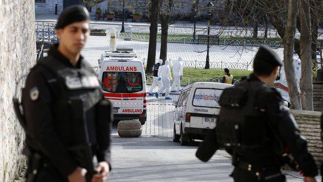Attentäter von Istanbul gehörte zu Terrormiliz IS (Bild: AP)