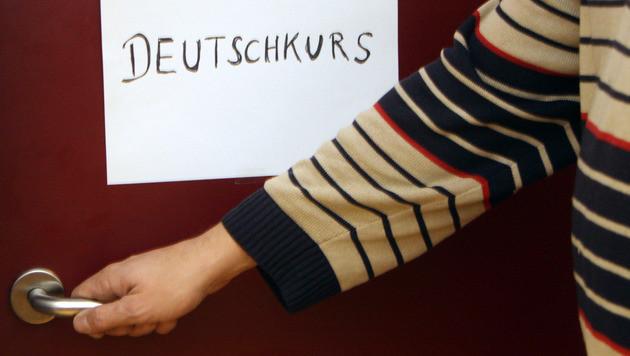 Ministerium stockt Deutschkurse für Migranten auf (Bild: CHRISTIAN JAUSCHOWETZ)