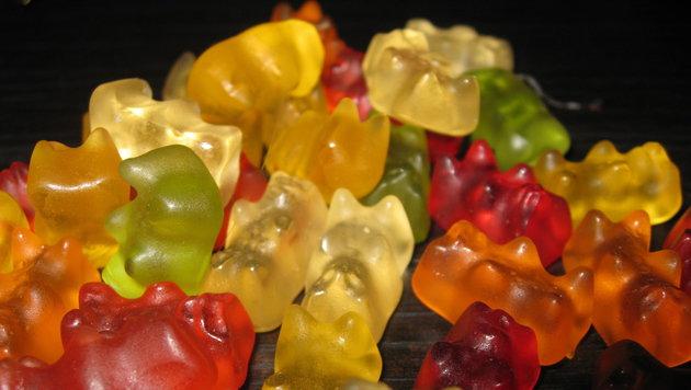 Pensionist drohte Haribo-Gummibärchen zu vergiften (Bild: flickr.com/Niklas Bildhauer)