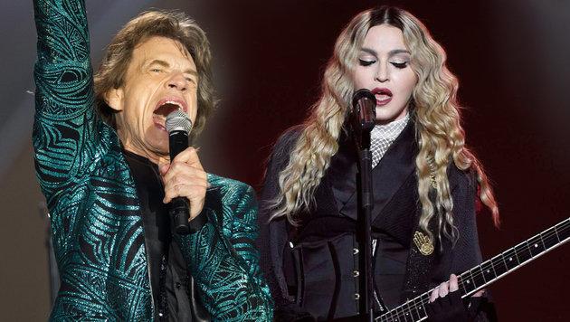 Von Bono bis Young: Die letzten großen Rock-Stars (Bild: APA/EPA/JAMES ELSBY, Viennareport)