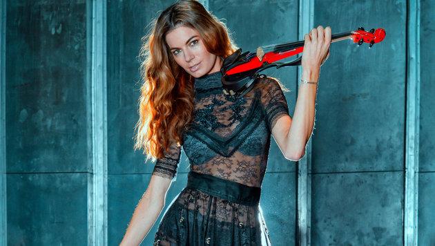 Celine Roschecks Musikrichtung reicht von Klassik bis Pop (Bild: ORF)