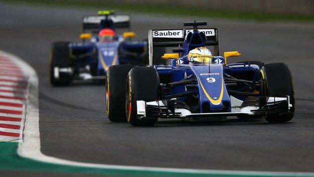 Formel-1-Rennstall Sauber droht Millionenklage (Bild: 2015 Getty Images)
