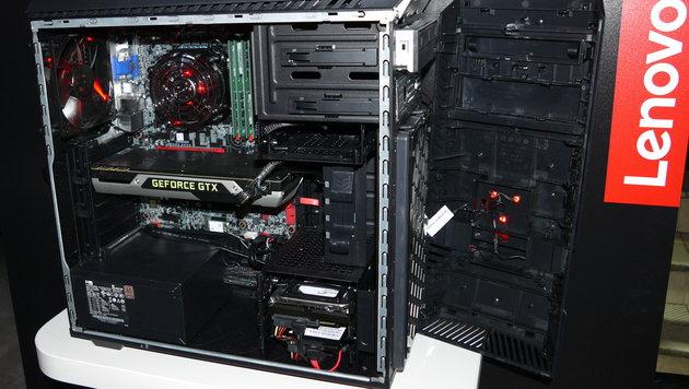 PC-Markt schrumpft weiter, Lenovo baut Führung aus (Bild: Dominik Erlinger)