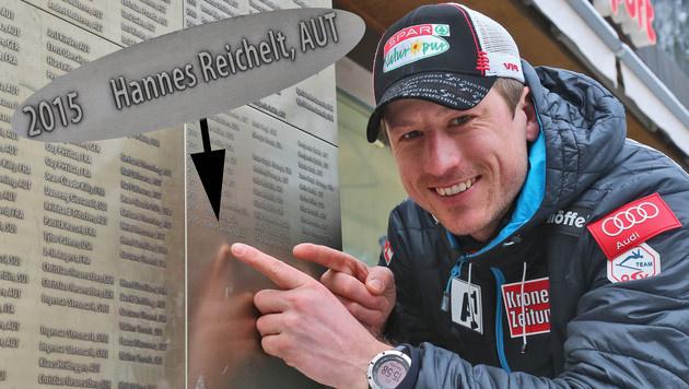 Reichelt jagt Klammers Lauberhorn-Rekord (Bild: Christof Birbaumer / Kronenzeitung)