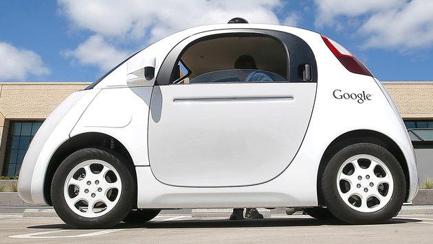 Robo-Autos: Wenn der Computer am Steuer sitzt (Bild: AP)