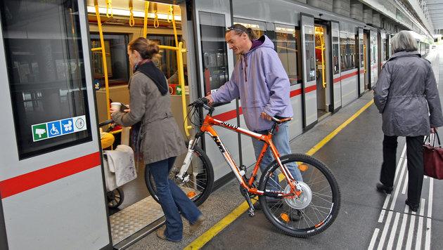 """""""7 Typen, die euch in der U-Bahn wahnsinnig machen (Bild: Klemens Groh)"""""""